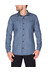 VAUDE Belluno - Camisas de manga larga Hombre - azul
